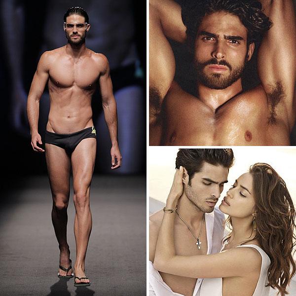 Juan Betancourt, el modelo más 'hot', 'objeto de deseo' de Irina Shayk y Tom Ford