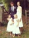 La 'top model' Bette Franke se ha casado