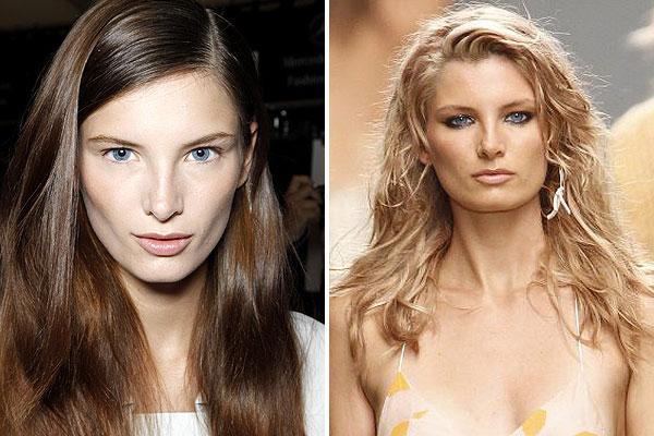 Cambio de 'look' para Ava Smith: de castaña oscura… ¡a rubia!