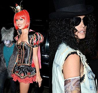 Cindy Crawford, Kate Upton, Alessandra Ambrosio… Comienzan las fiestas de Halloween 2013