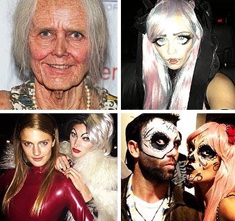 Halloween 2013: ¿Reconoces a las modelos que se esconden bajo estos disfraces?
