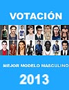 Votación: ¿Quién consideras que es el mejor modelo masculino de 2013?