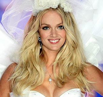 El 'ángel' de Victoria's Secret Lindsay Ellingson se casa