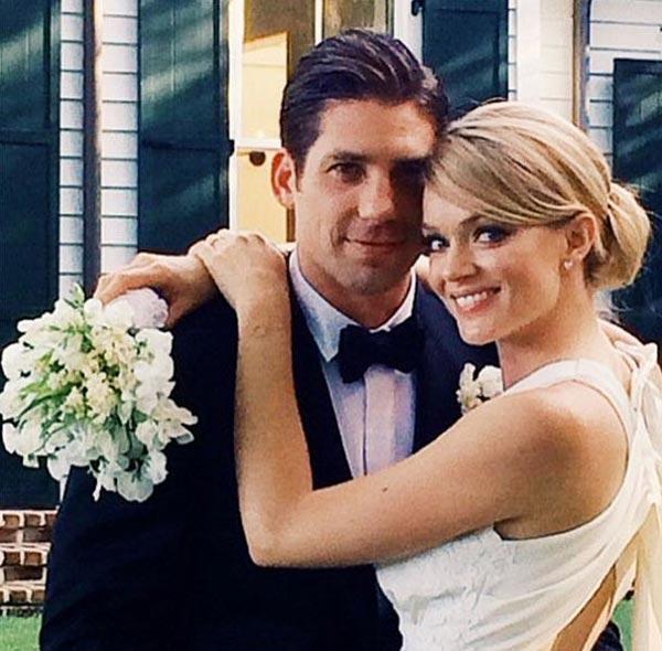 ¡Nos vamos de boda!: El ángel de Victoria's Secret Lindsay Ellingson dice 'sí, quiero' a su novio, Sean Clayton