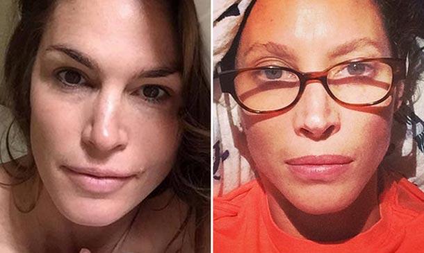 'Top models', al natural: Ellas también se apuntan al reto solidario 'Wake Up Call'