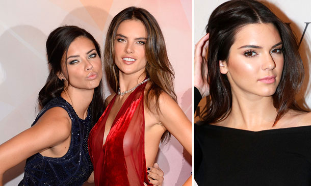 Kendall Jenner, ella no será como Adriana Lima y Alessandra Ambrosio