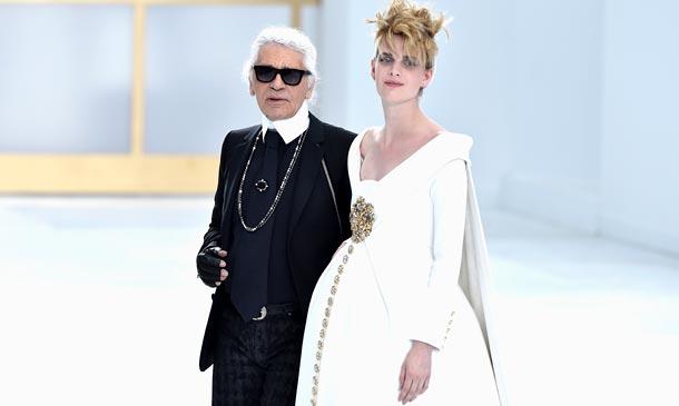 Ashleigh Good, la modelo que desfiló embarazada en la 'Haute Coture', ya es mamá