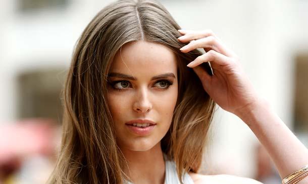 Robyn Lawley, elegida mejor modelo revelación de 2014