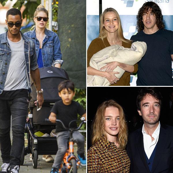 Mamás modelo: ¿Qué 'tops' han tenido un bebé en 2014? ¿Quiénes lo tendrán en 2015?