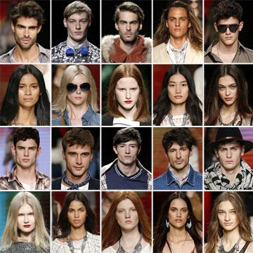 Guía imprescindible para saber quiénes son los modelos de la pasarela 080 Barcelona Fashion