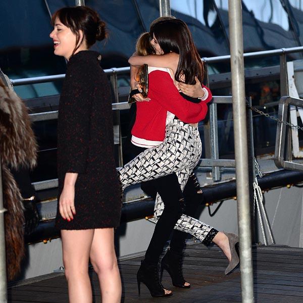 La grandísima emoción de Kendall Jenner y Cara Delevingne al irse de crucero por Nueva York