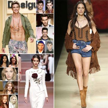 Ya no tienes excusa para no conocerlos: foto a foto, los modelos de 080 BCN Fashion