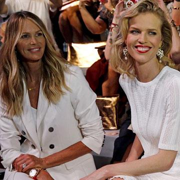 Consigue el 'look': Estilo 'top model' de los 90 versión 'verano 2015'