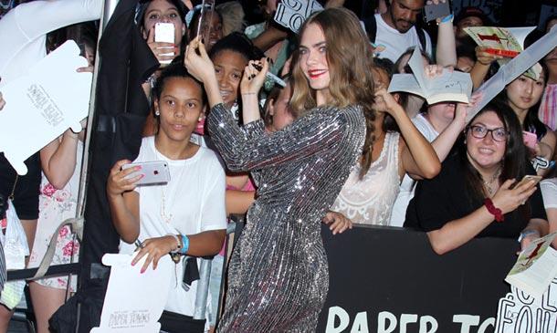 ¿Qué pasa cuando una supermodelo se convierte en actriz?