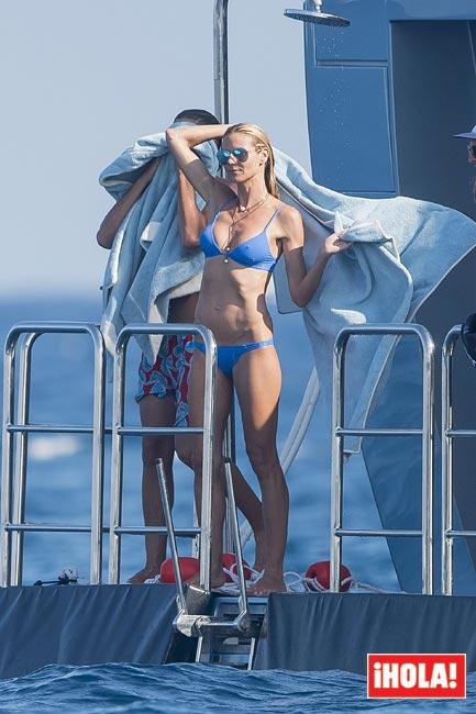 ¿Con quién te irías de vacaciones: Heidi Klum o Cindy Crawford?