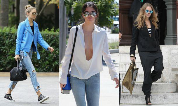 Kendall, Gigi y Cara: ¿En qué se parecen y diferencian estas 'amiguísimas' de la moda?