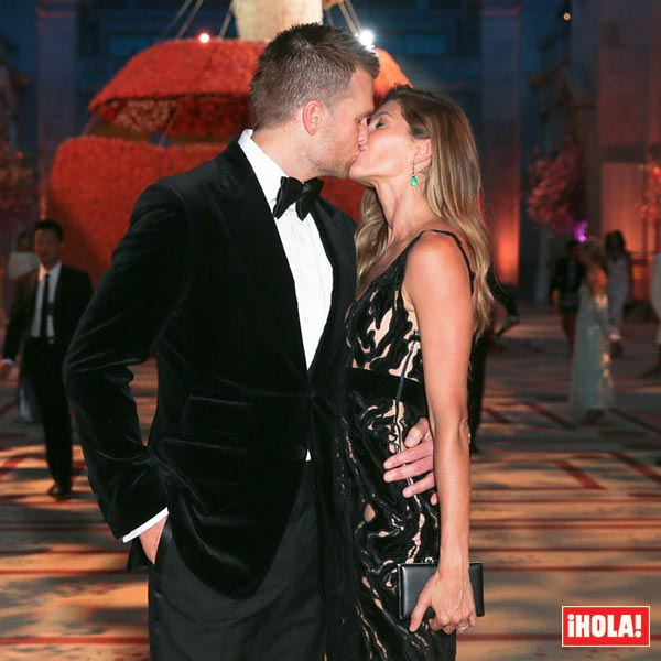 Besos 'x 4': La felicitación de Gisele Bündchen a su marido tras una semana polémica