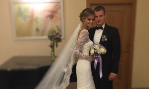 ¿Cómo viste un 'ángel' de Victoria's Secret el día de su boda? ¡Kate Grigorieva se casa!