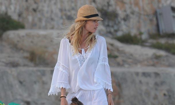 Nos vamos de vacaciones… ¡Con Doutzen Kroes a Ibiza!