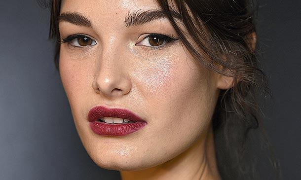 'Beauté française': Ophélie Guillermand, elegida 'modelo revelación de 2015'