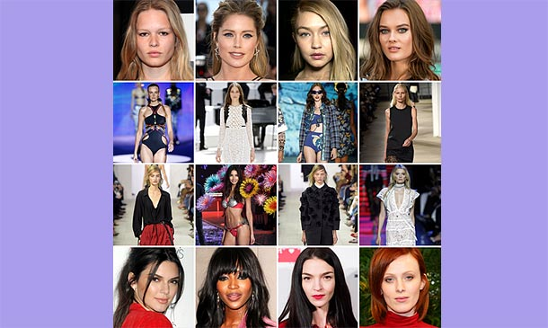 Mejor modelo de 2015: ¿Quién es tu favorita? ¡Vota por ella!