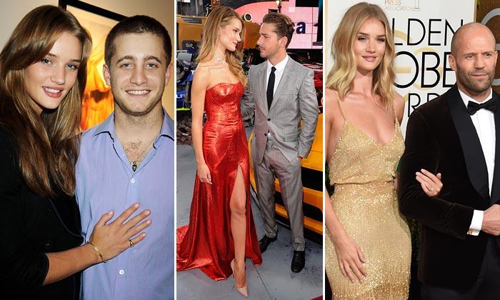 Jason Statham no ha sido su único amor… Descubre 10 curiosidades sobre Rosie Huntington-Whiteley