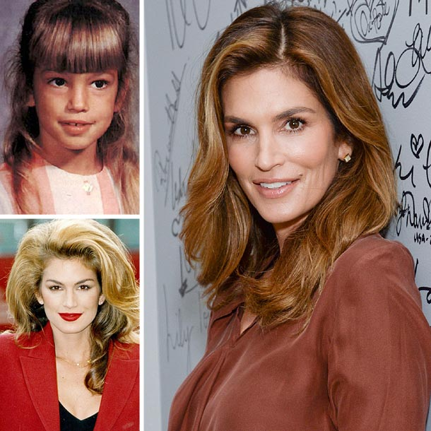 ¡Felices 50 años, Cindy Crawford!