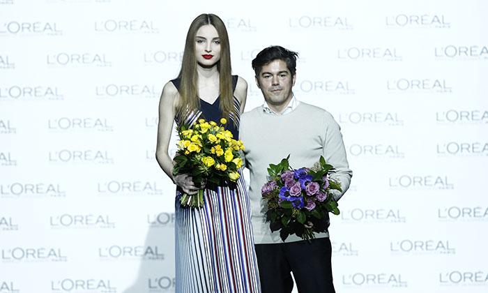 Paula Willems, 'mejor modelo' de la 63ª edición de Fashion Week Madrid