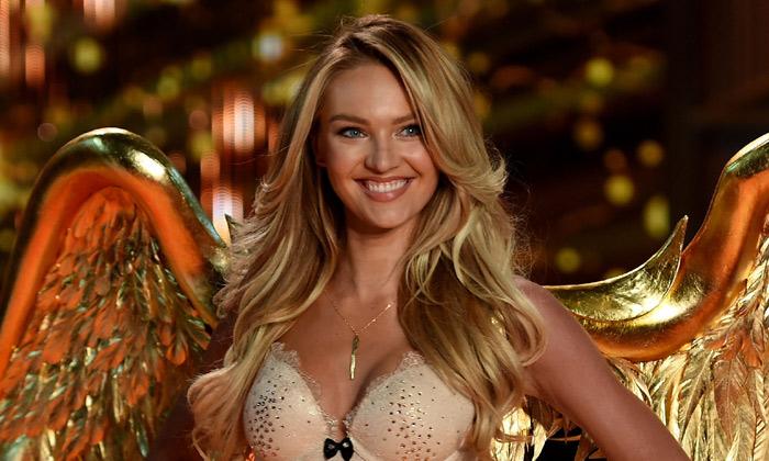 La modelo Candice Swanepoel, embarazada de su primer hijo