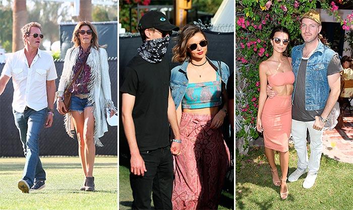 Coachella se disfruta mejor... ¡en pareja!