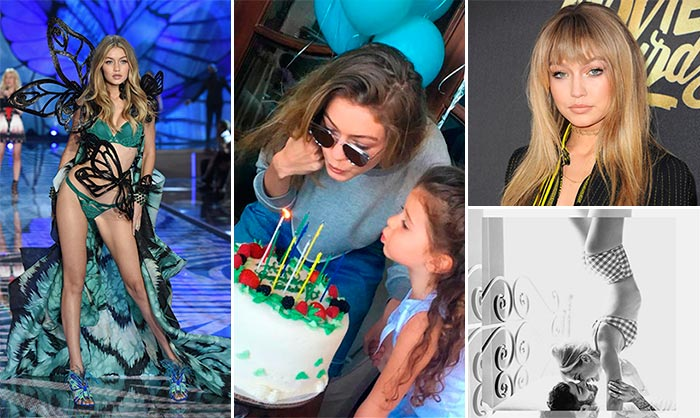 Gigi Hadid, feliz cumpleaños ¡en familia!