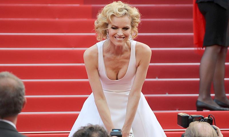 ¿Marilyn Monroe o la 'mujer de rojo' (Eva Herzigova o Bella Hadid)?: seducción 'al límite'