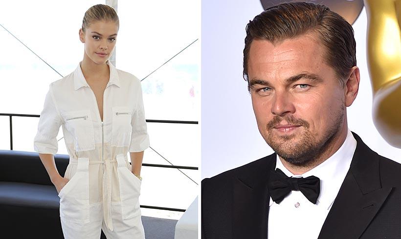 ¿Quién es la nueva 'amiga' de Leonardo DiCaprio? Pista (obvia): es rubia y modelo