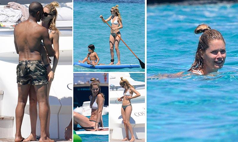 Doutzen Kroes, una mamá modelo enamorada y de vacaciones: ¿Qué costa española ha visitado?