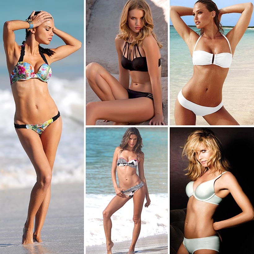 Las 100 Modelos Más Sexys Del Mundo Foto A Foto Quiénes
