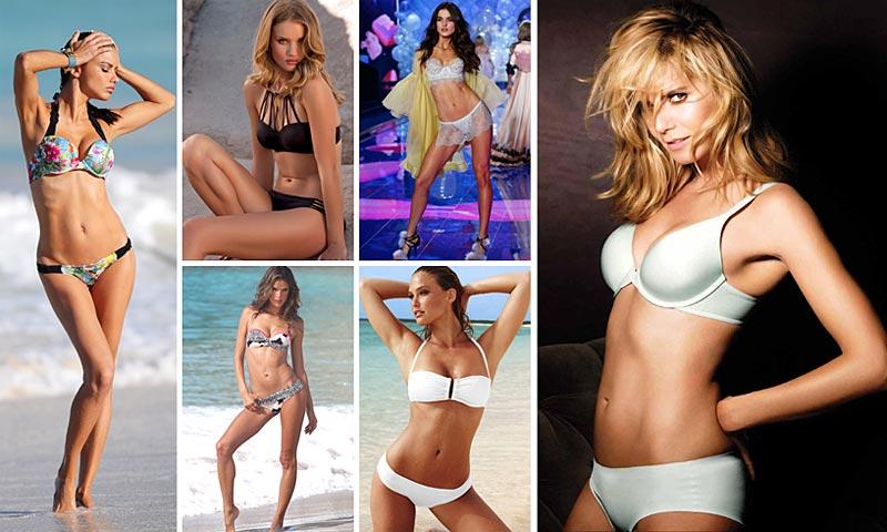 Las 100 modelos más 'sexys' del mundo, foto a foto: ¿Quiénes son?