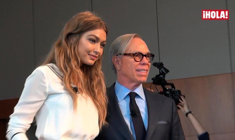 Gigi Hadid, de modelo a diseñadora