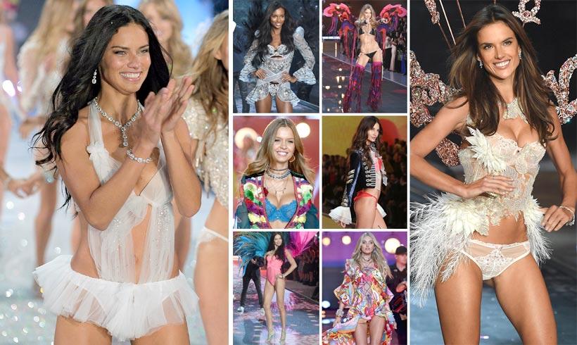 Y las modelos que desfilarán en el Victoria's Secret Fashion Show 2016 (París) son...