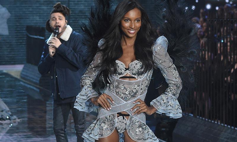 Jasmine Tookes será la encargada de lucir el 'Fantasy Bra' en París