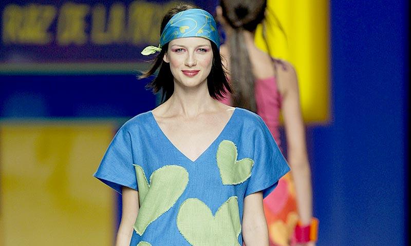 El pasado como modelo de la actriz Caitriona Balfe (y la razón por la que ama la moda española)