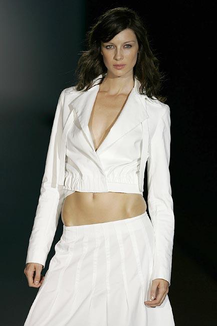 Caitriona Balfe y su pasado como modelo (y la razón por la ...