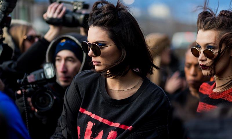 ¿Qué hacen Kendall Jenner y Bella Hadid tras terminar todos los desfiles del día?