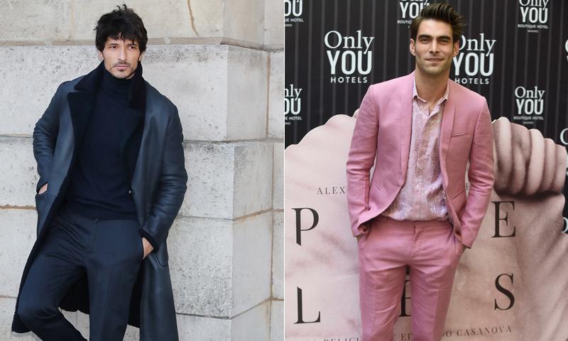 ¿Quiénes son los 10 modelos masculinos españoles más sexys?
