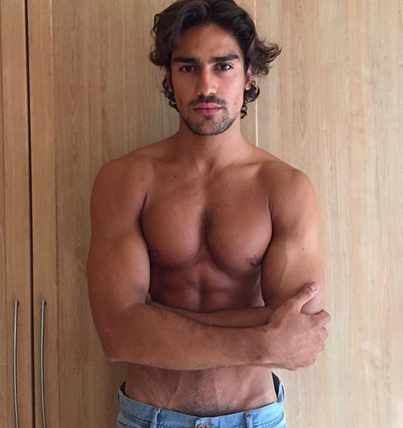 Jon Kortajarena Y Los Modelos Masculinos Españoles Más Sexys Foto
