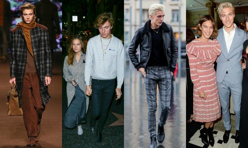 Lucky Blue Smith: descubre al modelo y músico -y futuro papá- de moda