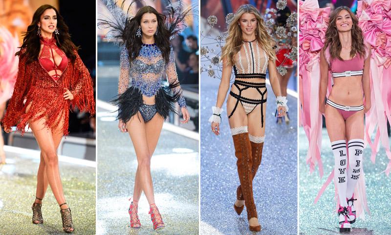 De Bella Hadid a Grace Elizabeth: Ellas son los 17 nuevos rostros de Victoria's Secret