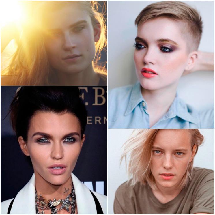 Las 10 Modelos Andróginas Que Triunfan En La Industria De La Moda Foto