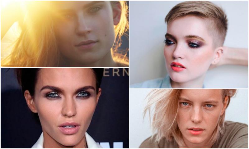 Las 10 modelos andróginas que triunfan en la industria de la moda