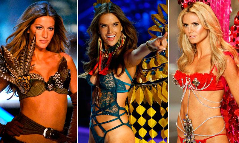 Las 8 modelos de Victoria's Secret que son (y serán) legendarias
