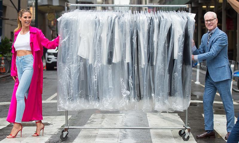 Heidi Klum ficha por Lidl para diseñar una colección a precios accesibles
